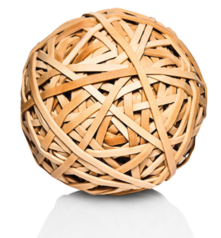 Contact Page - Ball of Rubberbands - Members Development Company